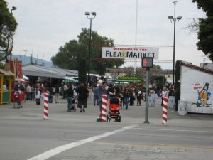 The San Jose Flea Market