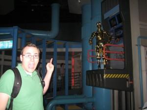 Brett & C-3PO