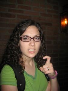 Pirate Sarah