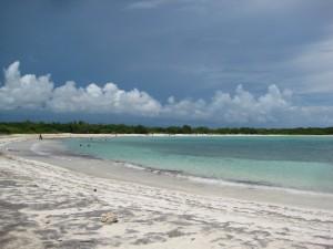 Beach at Cabo Rojo