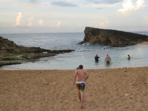 Beach at Arecibo