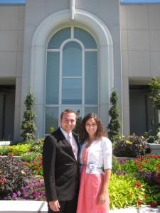 Brett & Sarah
