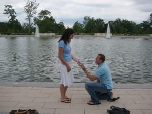 Engaged June 2007
