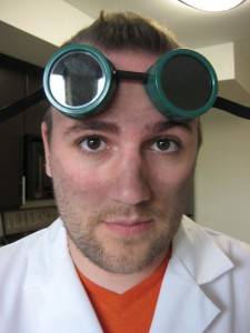Mad Scientist Brett