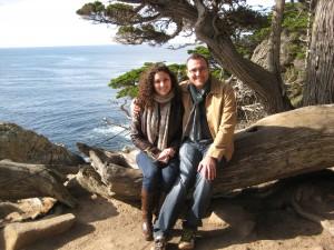 Brett & Sarah Point Lobos Log